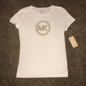 Michael Kors Decal T-shirt